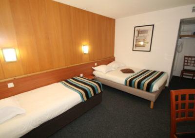 A l'hôtel Pau